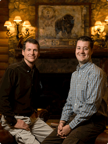 Terry and Nick Picklo - Custom Home Builders