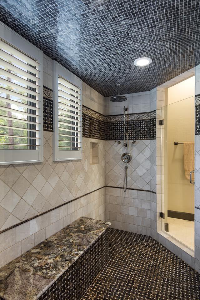 custom master shower Houston, TX