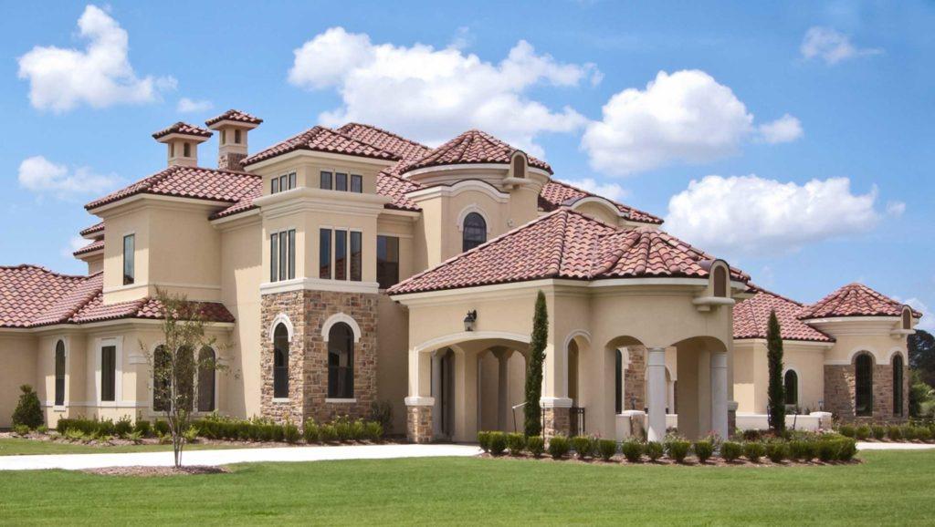 custom built home houston tx