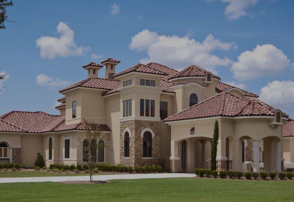 Houston custom home