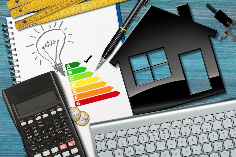 Building an energy efficient home