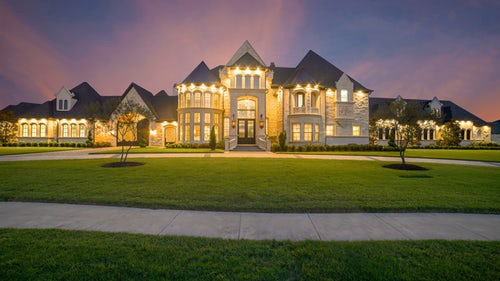 custom home builder Houston, TX