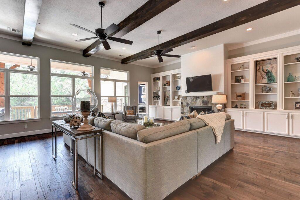 Custom built living space