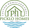 Picklo Homes logo