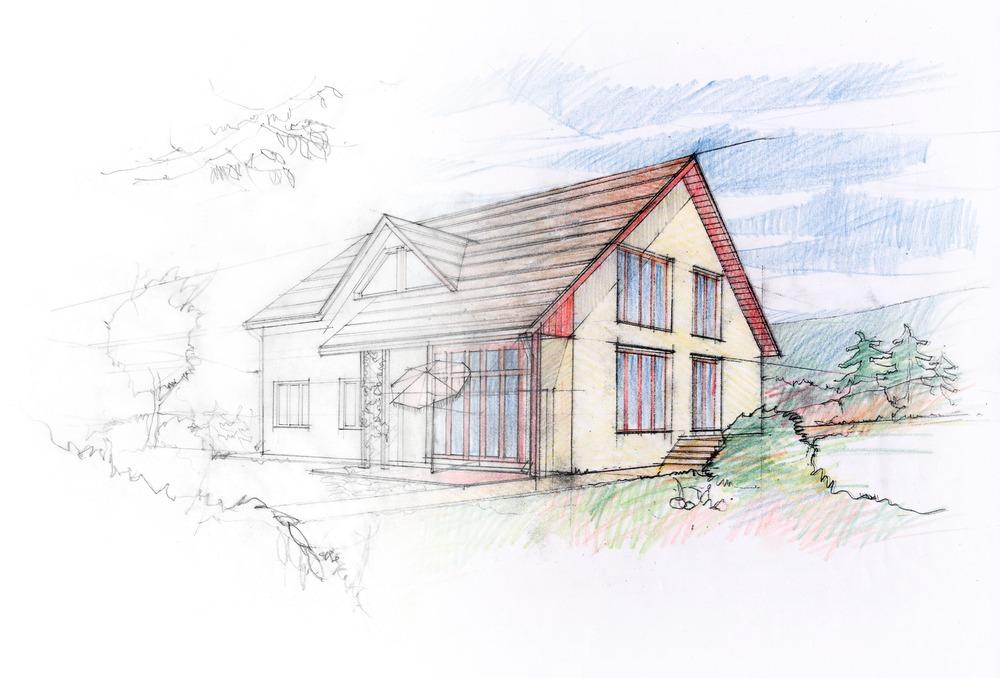 Energy Efficient Custom Home